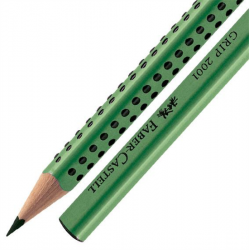 Μολύβι Faber Castell Grip Green 217034