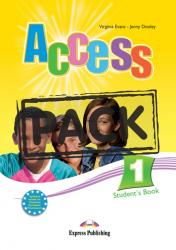 Access 1 - Student's Book (+ Grammar Book English Edition & ieBook)