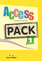 Access 1 - Workbook (+ DVD Video PAL)