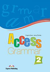 Access 2 Grammar Book - Greek Edition