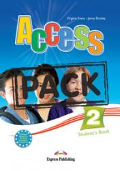 Access 2 Student's Book (+ Grammar Book English Edition & ieBook)